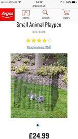 New Animal Playpen, Pet Cage