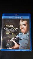 Blu-ray Hichcock Rear Window/ Fenêtre sur cour