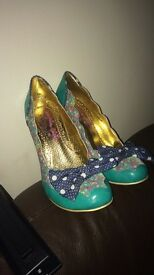 Irregular Choice Beach Trip Size 40