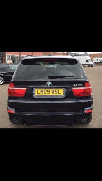 BMW X5 e70 rear lights
