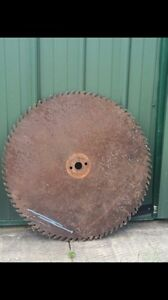 2 Buzz Saw Blades  London Ontario image 1