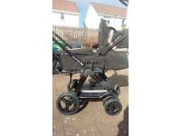 Pram and buggy by ABC