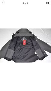 New 2016 Authentic Canada Goose Selkirk parka Jacket large l West Island Greater Montréal image 1