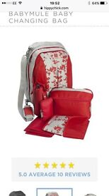 Baby Mule Baby Changing Bag