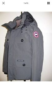 New 2016 Authentic Canada Goose Selkirk parka Jacket large l West Island Greater Montréal image 5