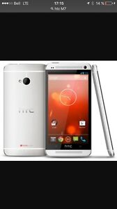 Htc one M7 good condition