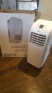 New LG Portable Air Conditioner