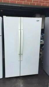 650 liter Westinghouse side by side fridge __\