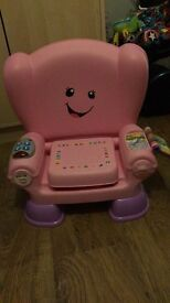 Fisher Price Laugh& Learn Chair
