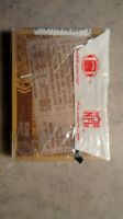 1986 Topps Cello Sealed Pack with Jerry Rice Rookie Card Showing