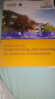 First year Business textbook Laurier