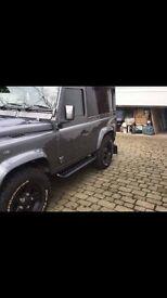 Land Rover defenders WANTED. Vans cars classic cars motorhomes we buy