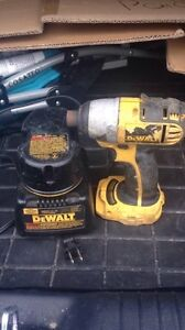 Cheap DeWalt drill and charger