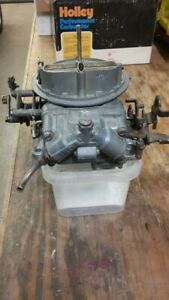 Holley Two Barrel Carbs