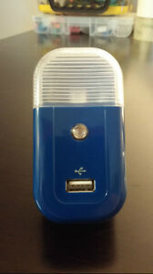 FS: Brand New USB Wall charger with Night light
