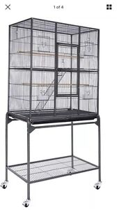 ISO Flight cage for my conure Peterborough Peterborough Area image 1