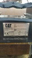 Cat vibratory drum compactor