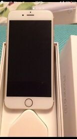 IPhone 6s 16gb gold as new boxed unlocked