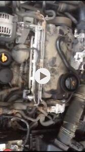 BEW TDI complete engine 2004-2005-2006 diesel Volkswagen