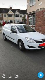 Vauxhall Astra van 1.2