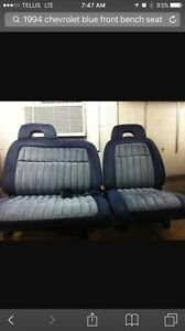 1989-1996 Chevy/GMC front seat