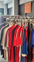 Salesman's Clothing Samples Showing-Moncton Coliseum-May 30th