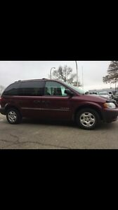 2001 Dodge Caravan For Sale!