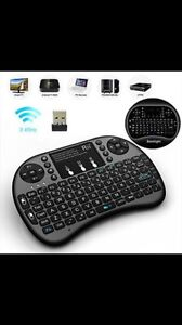 Rii MINI WIRELESS KEYBOARDS BRAND NEW GREAT FOR ANDROID BOXES Kitchener / Waterloo Kitchener Area image 6