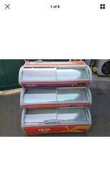 Walls IARP 3 tier ice cream freezer