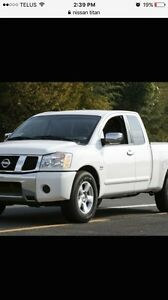 LOOKING FOR TRUCK NISSAN, TOYOTA, GMC, FORD