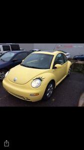 Volkswagen new-beetle 2003 tres propre 140 000km  West Island Greater Montréal image 1