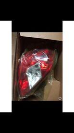 Rear light casing