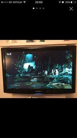 Samsung 37inch Black TV