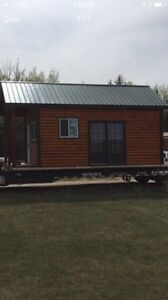 Mini cabin - tiny homes- houses-shed