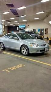 2002 Acura RSX Coupe (2 door) 90xxxKM on engine
