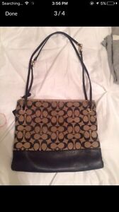 Authentic coach purse! Windsor Region Ontario image 3