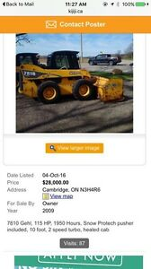 Skidsteers for sale! Need gone ASAP!
