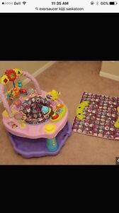 Exersaucer in EUC same as one in picture