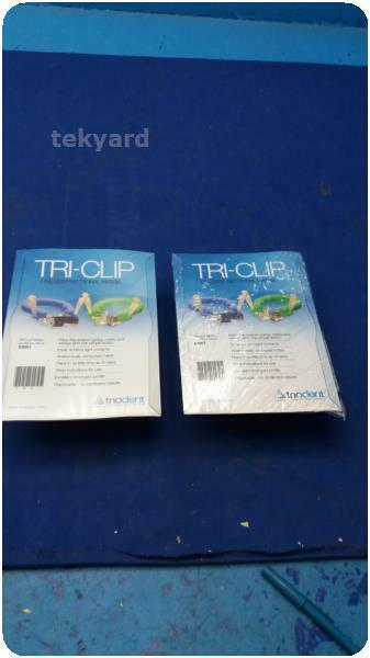 TRIODENT DENTAL TRI-CLIP ONE-STEP SECTIONAL MATRIX @ (235416)