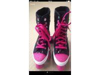 Roller skates,