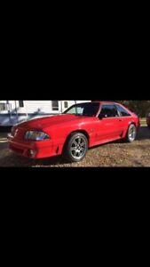 1991 Mustang GT cobra CASH/TRADE