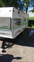23 Foot Terry camper trailer