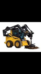Skidsteer Rental (Prices in Ad) Strathcona County Edmonton Area image 2