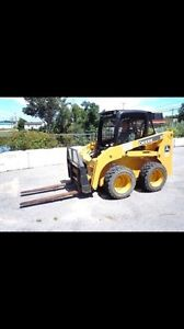 Skidsteer Rental (Prices in Ad) Strathcona County Edmonton Area image 1