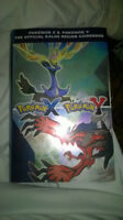 Pokemon X & Y Official Kalos Region Guidebook - Hardcover - New