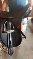 Wintec Dressage Saddle with changeable Gullet system