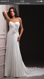 BRAND NEW! - just reduced! Maggie Sottero Wedding Dress