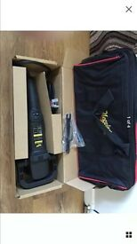 Meguiars MT320 Polisher & Pad Set dual action BRAND NEW AND BOXED