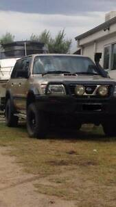 NISSAN GU PATROL TD42ti FOR SALE OR TRADE FOR A BOAT Rye Mornington Peninsula Preview
