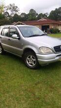 Mercedes ml320 suv Coffs Harbour 2450 Coffs Harbour City Preview